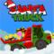 Santa Truck Icon