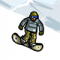 Snowboard Stunts Icon
