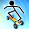 Stickman Mountain Board Icon