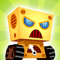 Robots and Aliens: Reactor Twist 3D Icon