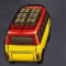 Yellow Bus Icon