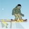 Downhill Snowboard 2