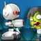 Robot vs Zombies Icon