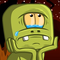 Back to Alien Party Icon