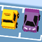 Mini Parking 3D Icon