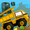 Mad Mine Truck Icon