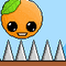 Orange Gravity Icon