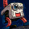 Robot Adventure Icon