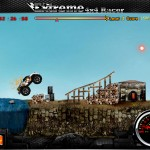 Extreme 4x4 Racer Screenshot