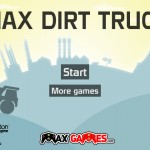Max Dirt Truck Screenshot