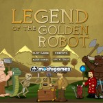 The Legend of the Golden Robot Screenshot