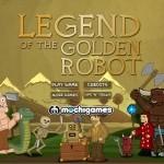 The Legend of the Golden Robot Screenshot