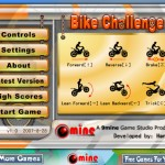 Bike Challenge Screenshot