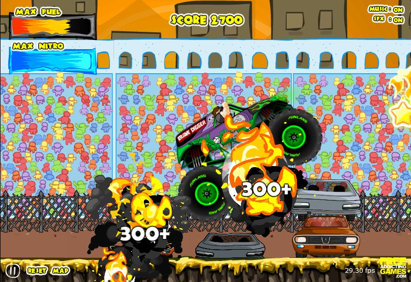 Image Result For Free Truck Games Freegames Com