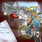 Newspaper Boy Screenshot
