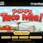 Papa`s Taco Mia! Screenshot