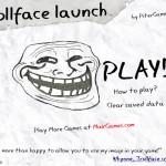 Trollface Launch Screenshot