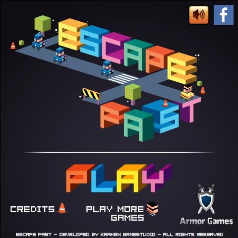 Escape fast screenshot