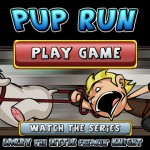 Larry Pup Run Screenshot