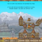 Roly-Poly Cannon 2 Screenshot