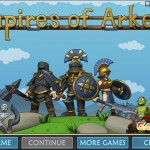 Empires of Arkeia Screenshot