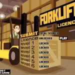 Forklift License Screenshot