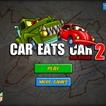 Car Eats Car 2: Mad Dreams Screenshot