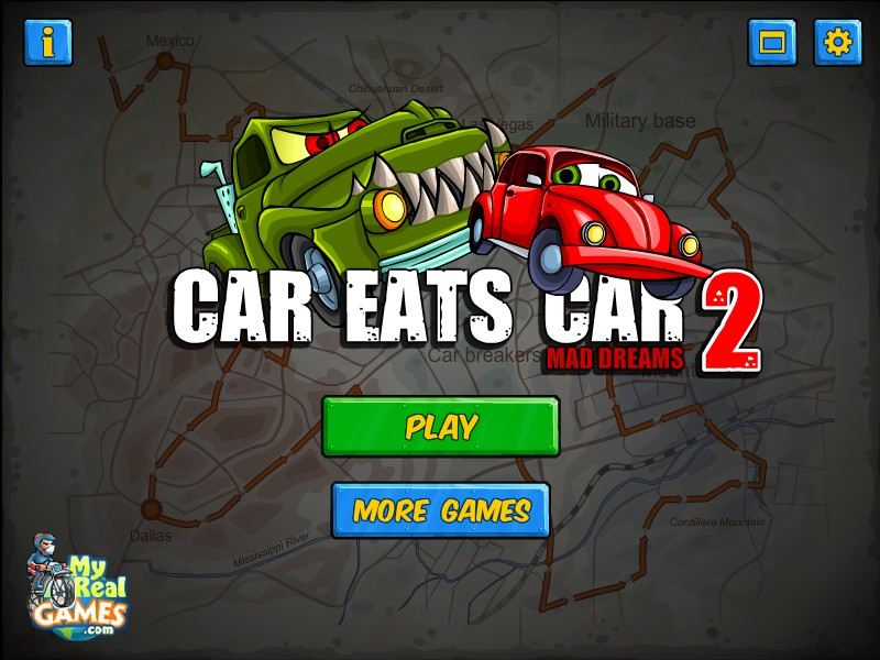 Car eats car 2 game online