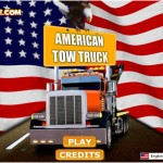 American Tow Truck Screenshot