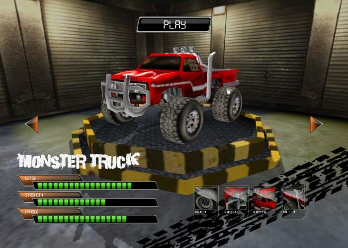 play free online games racing monster truck