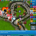 Bloons Tower Defense 4 Screenshot