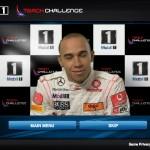 Mobil 1 Track Challenge Screenshot