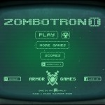 Zombotron 2 Screenshot