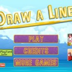 Draw a Line Screenshot