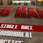 Red Kart Racer Screenshot