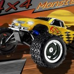4x4 Monster Truck Screenshot