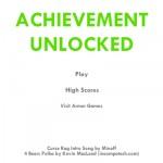 Achievement Unlocked Screenshot