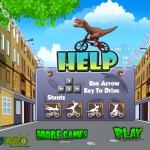 Rex Stunts Screenshot