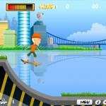 Crazy Skateboard Screenshot