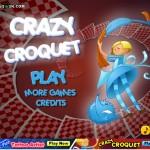 Crazy Croquet Screenshot