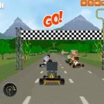 Karting Super Go Screenshot