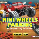 Mini Wheels Parking Screenshot