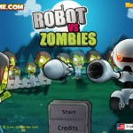 Robot vs Zombies Screenshot