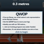 QWOP Screenshot