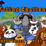 Cycling Challenges Screenshot