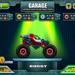 Monsters' Wheels 2 Screenshot