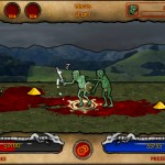 Zombie Knight Screenshot