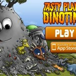 Tasty Planet: DinoTime Screenshot