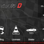 Formula D Screenshot
