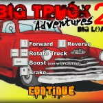 Big Truck Adventure 2 Screenshot